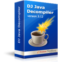 Download DJ Java Decompiler and start using now
